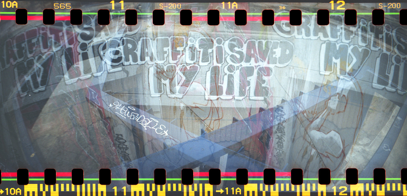 graffity saved ,y life